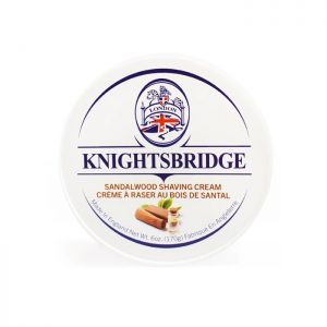 Knightsbridge Shaving Cream Sandalwood