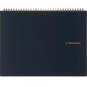 Maruman Mnemosyne N181A Notebook - A4 Landscape Blank