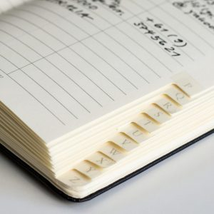 Leuchtturm X-Mini Address Book