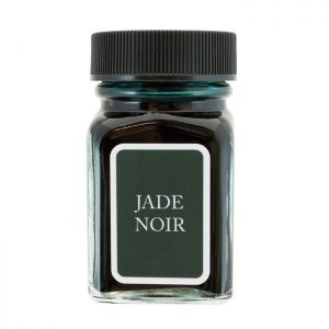 Monteverde Ink Bottle 30ml - Jade Noir