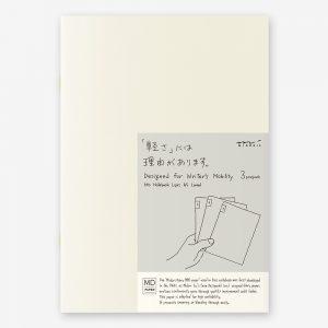 Midori Md Notebook Light A5 - Lined