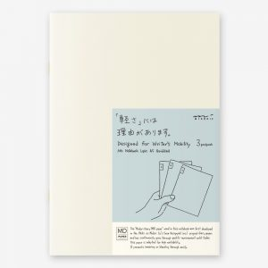 Midori Md Notebook Light A5 - Grid