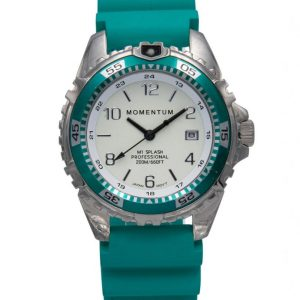 "Momentum Women's Watch Splash (38""mm) Aqua"
