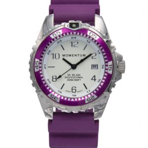 "Momentum Women's Watch Splash (38""mm) Eggplant"