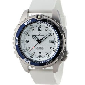 Momentum Mens Watch M1 Deep6 (47mm) White Face Sapphire Crystal