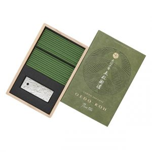 Oedo-Koh Incense Set - Pine Tree