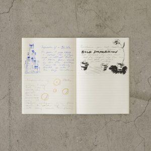 Midori Md Notebook Light A6- Lined