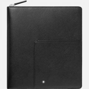 Montblanc Sartorial Notebook Holder with external pocket