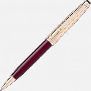 Montblanc Meisterstück Le Petit Prince Doue Burgundy Ballpoint Pen