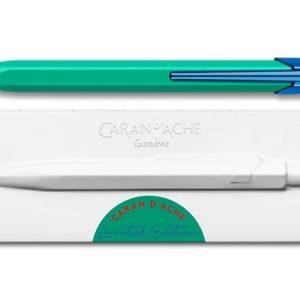 Caran D'Ache 849 Ballpoint - Claim Your Style Veronese Green
