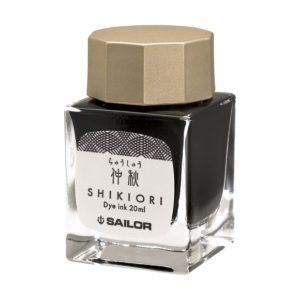 Sailor Pen Shikiori Ink Bottle - Chushu