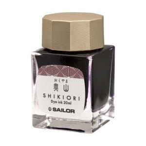 Sailor Pen Shikiori Ink Bottle - Okuyama
