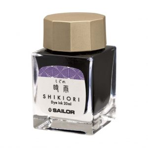 Sailor Pen Shikiori Ink Bottle - Shigure
