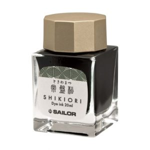 Sailor Pen Shikiori Ink Bottle - Tokiwa-matsu