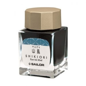 Sailor Pen Shikiori Ink Bottle - Yamadori