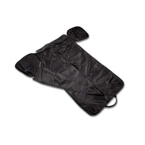 Bosca Classic Nappa Hybrid Garment/Duffle Bag
