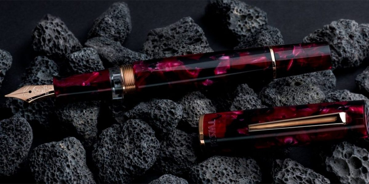 Twsbi Draco Fountain Pen