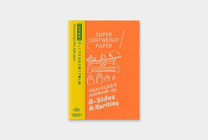 14439006 Travelers notebook passport super light paper refill