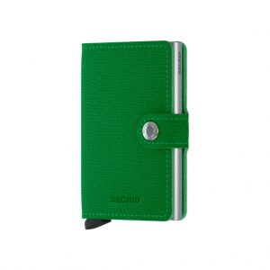Secrid Miniwallet Crisple Light Green