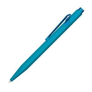 Caran D'Ache 849 Ballpoint - Claim Your Style Ltd Edition - Ice Blue