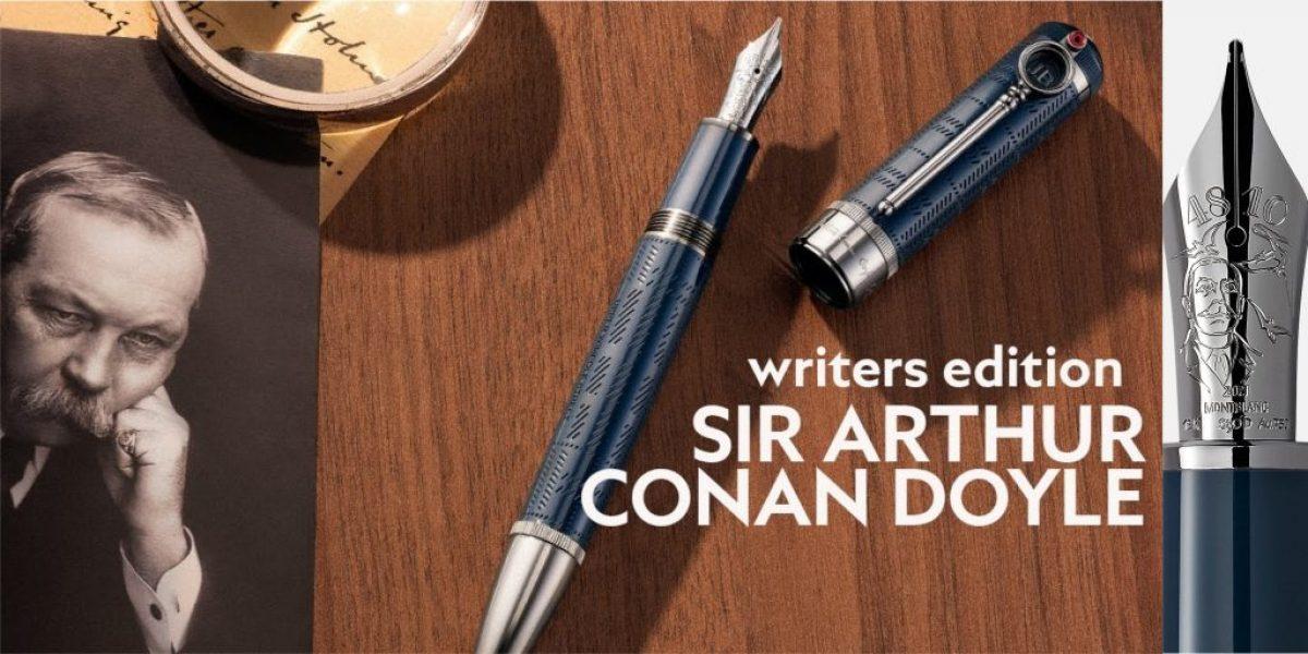 Montblanc SE Sir Conan Doyle